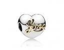 купить Бусина Pandora Сердце любви