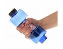 Бутылка для воды Гантеля фото