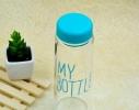 Бутылка My Bottle бирюзовая