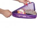 Дорожные сумки-органайзеры в чемодан ORGANIZE фиолетовые 5 шт, купить, цена, фото 2