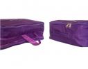Дорожные сумки-органайзеры в чемодан ORGANIZE фиолетовые 5 шт, купить, цена, фото 3