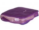 Дорожные сумки-органайзеры в чемодан ORGANIZE фиолетовые 5 шт, купить, цена, фото 5