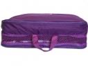 Дорожные сумки-органайзеры в чемодан ORGANIZE фиолетовые 5 шт, купить, цена, фото 6