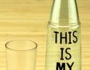 Бутылка My Bottle со стаканом фото 2