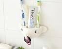 Держатель для зубной пасты и щеток Слоник фото 1