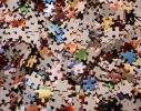 Пазл Дева с бокалом на 1500 элементов