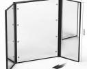 LED Зеркало для макияжа в виде книжечки фото 9