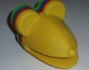 Силиконовая прихватка Мыша фото 1