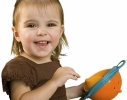Детская чашка неваляшка Gyro Bowl фото 4