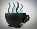 Салфетница Чашка фото 5