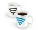 Чашка-хамелеон Wi-Fi фото