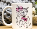 Чашка Кошечка - Моя киця фото 2
