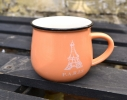 Чашка кувшин Zakka City Персик фото