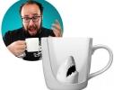 Чашка с акулой