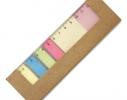 Набор цветных стикеров с линейкой фото 1