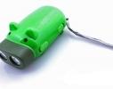 Механически заряжающийся фонарик Свин фото 4