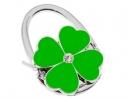 Вешалка для сумки Клевер Зеленый фото