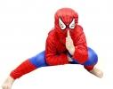 купить Детский костюм Спайдермен объемный