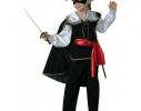 Детский карнавальный костюм Зорро фото