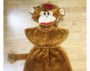 Детский карнавальный костюм Обезьянка Данка