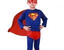 Детский карнавальный костюм Супермен фото