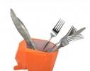 Подставка для кухонных приборов, мелочей фото 2