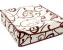 Коробочка на 24 секции c крышкой Молочный Шоколад фото 1