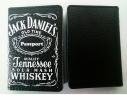 Кожаная обложка для автодокументов, ID-карты Jack Daniel's (Джек Дениелс) фото 1