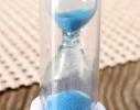 Часы песочные для отсчета времени при чистке зубов фото 1