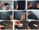 Пленка на стену для рисования мелом фото 3