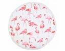 Пляжный коврик Фламинго фото 2