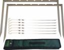 Мангал походная-рамка ELEYUS TIRO 6 IBS фото 1, цена, купить, отзывы
