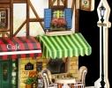 Домик-конструктор «Кафе. Франция» фото 3