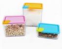 Набор контейнеров для сыпучих продуктов 6 шт. фото 2