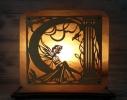 Соляная лампа Фея фото 1