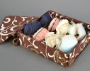 Коробочка на 7 секций с крышкой Горячий Шоколад фото 2