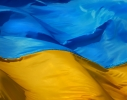 Флаг Украины 90х150 фото