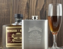 Фляга для виски Jim Beam фото