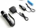 Светодиодный фонарь поисковый SWAT Multifunction Flashlight 100 W фото 2