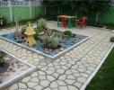 Форма для садовой дорожки фото 2