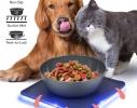 Миска с нескользящим ковриком для собак и кошек фото
