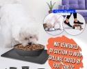 Миска с нескользящим ковриком для собак и кошек фото 4