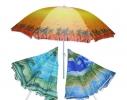 Пляжный зонт с наклоном Anti-UV 200см фото 4