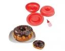 форма для Гигантских пончиков фото
