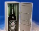 Мини холодильник от USB Сhrome fridge фото 2