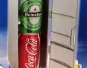 Мини холодильник от USB Сhrome fridge фото 3