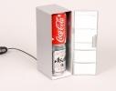 Мини холодильник от USB Сhrome fridge фото 5