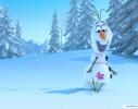 Игрушка Олаф Холодное Сердце фото 1