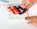 Хороший плохой блокнот Красный фото 3