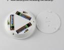 Светильники светодиодные 3 шт. + пульт ДУ фото 4